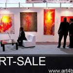 Eröffnung, Kunstgalerie, Existenzgründung