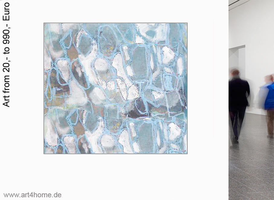 B2B Wandbilder-Vertrieb. Kunst online kaufen. Echte XXL Kunst verkaufen.